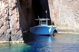 balade sortie en mer corse alpana depart porto scandola girolata piana